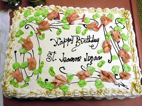 Happy Birthday St Jeanne Jugan Little Sisters of the Poor Virginia